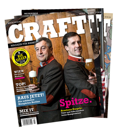 Cover Meiningers Craft