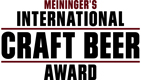 Logo Meiningers International Craft Beer Award