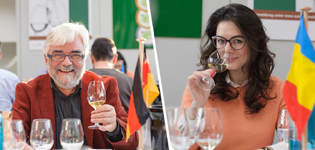 Wines from 15 different countries participated in the MUNDUS VINI BIOFACH 2016 / Credits: Ralf Ziegler, AdLumina